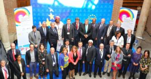 The UCLG Executive Bureau is meeting in the Spanish capital at the invitation of Mayor Manuela Carmena